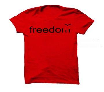 Half sleeve T-shirt for men CN-12