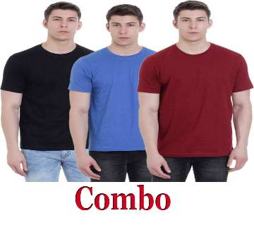 3 Cool Tshirt combo offer