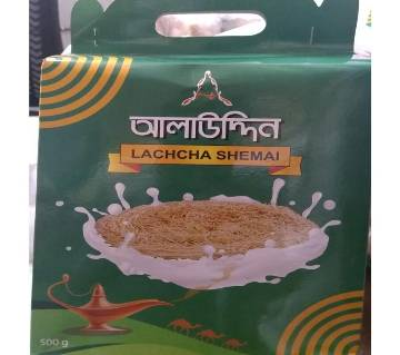 Alauddin Laccha Box 500GM