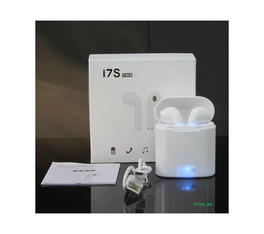 i7s TWS ওয়্যারলেস ইয়ারপডস বাংলাদেশ - 1045233