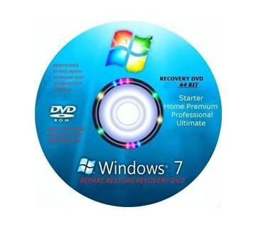 Windows 7 Disk Full Version