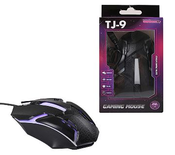 Gaming Mouse-TJ-9 -Black