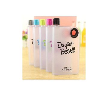 Notebook WATER BOTTOL   (1) - 380ml