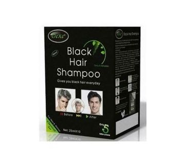 BACK HAIR SHAMPOO - 10PCS