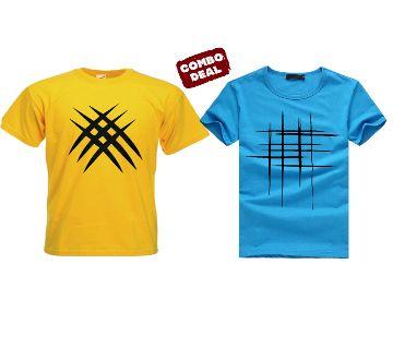 T Shirt Combo Deal