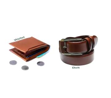 YSL Wallet + Bangladesh Designed হাফ স্লিভ কটন টি-শার্ট-সাদা