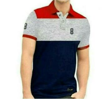 Menz Multicolor polo shirt