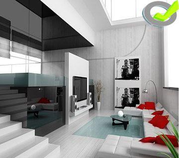 Interior Design, Decoraton & 3D Animations