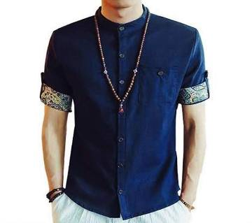 Gents Half Sleeve Casual Shirt