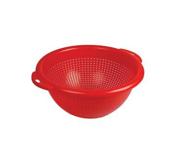72205 Jali Net Bowl Medium - Red (Combo of 3)