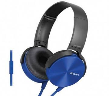 Sony Extra Bass MDR-XB450AP On-Ear Headphones-106 (copy)