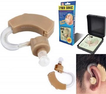 Cyber Sonic Bte Hearing Aid Personal Sound Amplifier Ear Hearing Aids for The Elderly Tv Hearing Device
