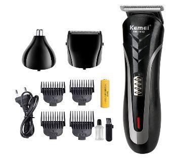 Kemei hair trimmer for men KM-1419 ( Black )