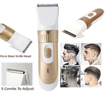 Kemei Professional Electric Rechargeable Hair Clipper for Hair Trimmer KM-9020