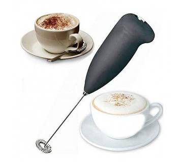 Handy coffee mixer