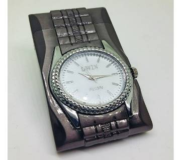 Watch with Gas Lighter