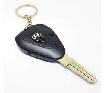 Hyundai Key Ring Style Gas Lighter