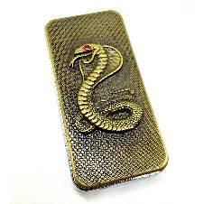 Snake Metal Gas Lighter