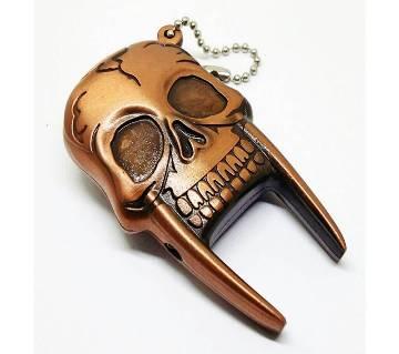 Metal Skeleton Gas Lighter