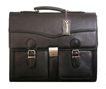 Logic Leather Made Bag 1026-L