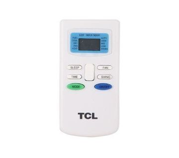 TCL AC Remote - White With Battery & QC Pass
