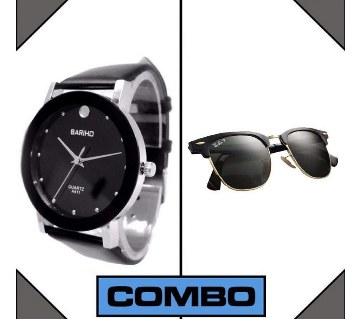 Ray-Ban (copy) sunglasses+Bariho (Copy) gents watch