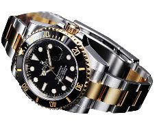 Rolex Submariner wrist watch (copy)