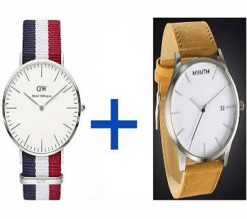 DW Gents Watch (copy) + MVMTM Gents Watch (copy)