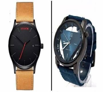 FASTRACK Gents Watch (copy) + MVMTM Gents Watch (copy)