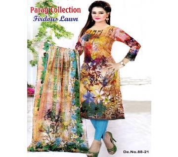 Pakistani Lawn Salwar Kameez For women