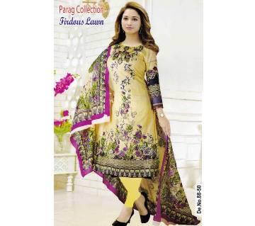 Pakistani Lawn Dress