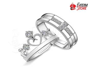 Couple Ring for Men and Women