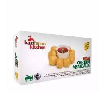 Kazi Farms Kitchen Chicken Spicy Meat Ball-250gm - 15 - 9FROZEN_303075