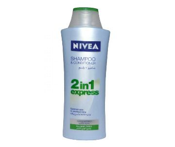 NIVEA - 2 IN 1 EXPRESS SHAMPOO