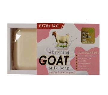 Whitening goat milk Soap-China -70gm