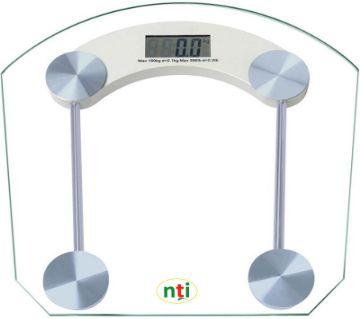 Digital glass tempered weight machine