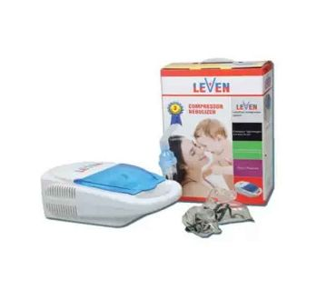 Leven Compressor Nebulizer Machine