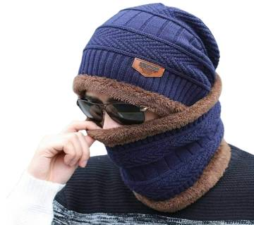 Winter Cap For Man and Woman (Color Random)