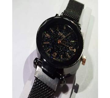 Magnetic ledis Watch