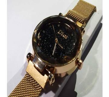 Megnetic ledis watch