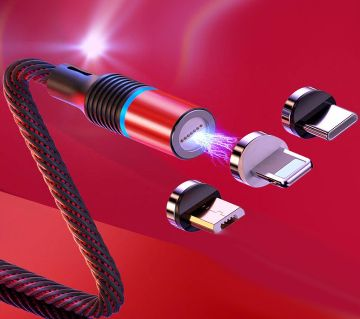 3 in 1 Type Cable