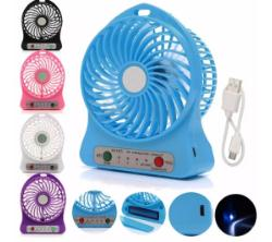 Mini Portable Rechargeable Fan 1pc