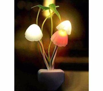 LED Drim Mashroom lemp