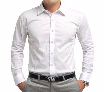 White shirt Formal for Man