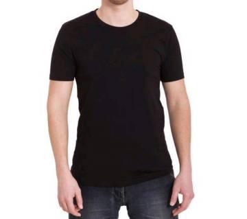 black T shirt for Man