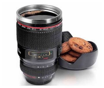 DSLR lens Design Cofee Mug