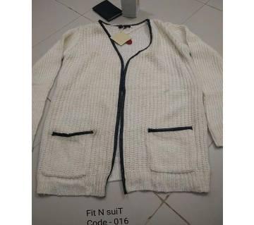 Womens Cotton Sweater