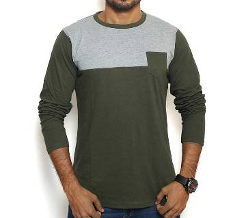 Gents Full-Sleeve Winter T-Shirt