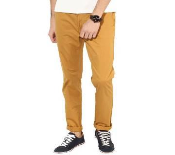 Formal gabardin pants for men