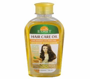 HAIR CARE OIL (GOLD) - 200ml-BD